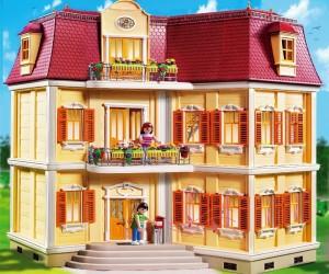 Casa de muñecas Playmobil (5302)