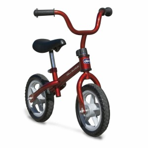 Chicco First Bike roja