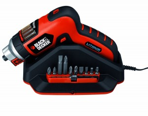 Destornillador sin cable Black and Decker AS36LN-QW