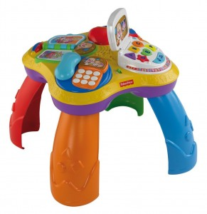 Mesa aprendizaje de perritos Fisher Price