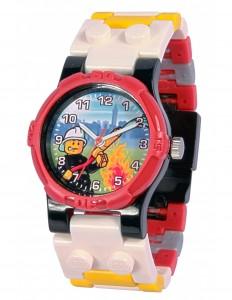 Reloj Lego city bombero