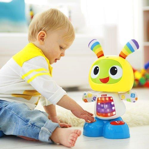 Robot Robi Fisher Price habla en español