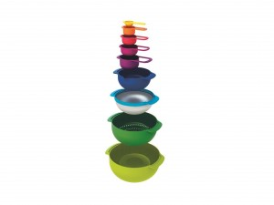 Set Nest 9 plus Joseph Joseph multicolor