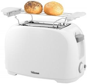 Tostadora Tristar BR-1013 con soporte para pan