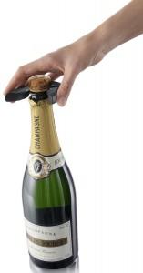 Vacu Vin 6853460 podrás abrir botellas de cava sin esfuerzo