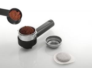 Philips HD8423 Se puede usar con café molido o con monodosis