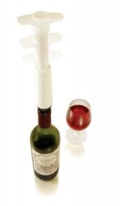 Bomba de vacío con 2 tapones Vacu Vin 0981260