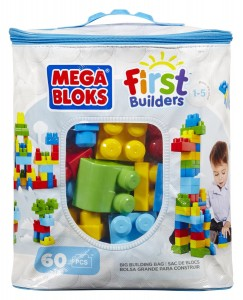 First Builders Mega Bloks 8416