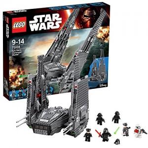 Nave de combate de Kylo Ren LEGO Star War 75104