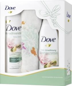 Pack Dove con pistacho y magnolias