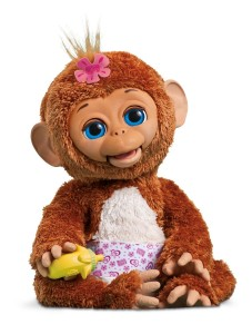 Peluche interactivo Moni Monita FurReal Friends Hasbro