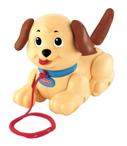 Perrito Pequeño Snoopy Fisher Price