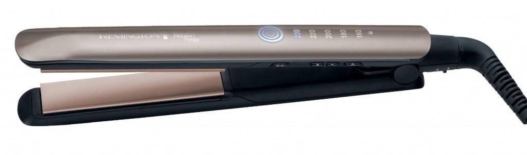 Plancha de pelo Keratin Therapy Pro Remington S8590