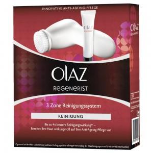 Sistema de limpieza facial 3 área Olay Regenerist