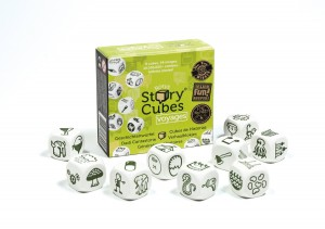 Story Cubes Asmodee de viajes