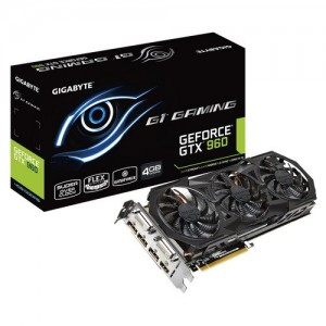 Gigabyte GTX 960 g1 Windforce