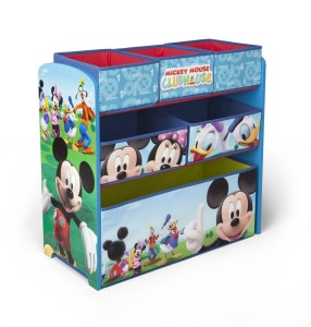 Mueble organizador Disney Mickey Mouse