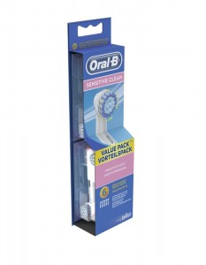 cabezales Oral-B Sensitive pack de 6