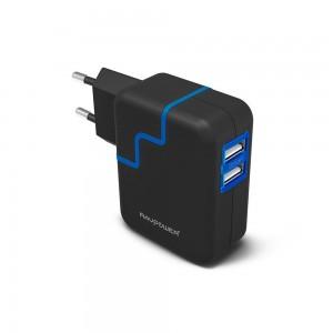 RAVPOWER - Cargador USB 2,4A