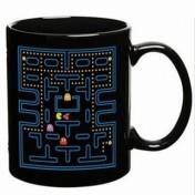 Taza térmica diseño Pacman