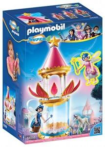 Torre flor mágica Playmobil(6688) Super 4