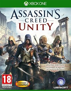Assasins creed unity Xbox oneL