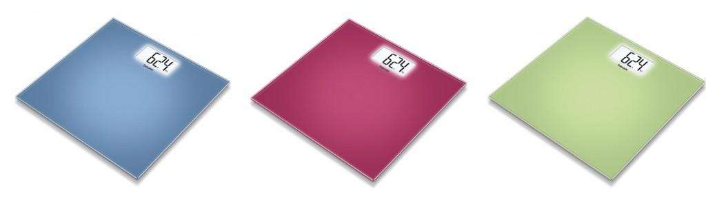 Báscula de baño Beurer GS-208