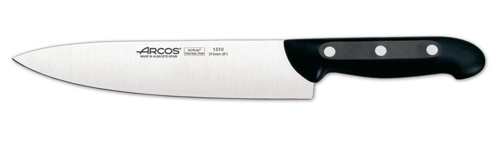 Cuchillo Cocinero 215mm Arcos Maitre