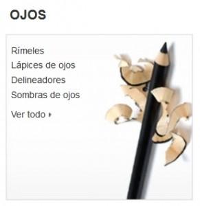 Maquillaje Amazon ojos