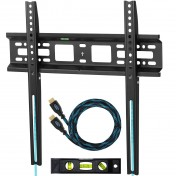 Soporte de pared fijo para televisores  Cheetah Mounts APFMSB