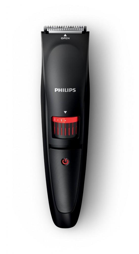 Barbero Philips BT405 sin el peine puesto