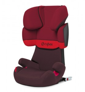 Cybex Solution X-fix color granate