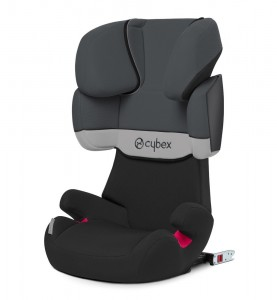 Cybex Solution X-fix color gris