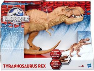 Figura Jurassic World Titan T-Rex de Hasbro