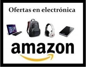 Ofertas en electrónica en Amazon