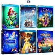 Promoción 2x1 en princesas Disney