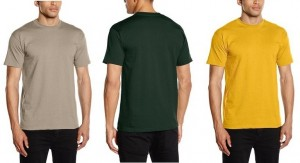 Camisetas básicas Fruit of the Loom Premium Tee