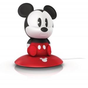 Lámpara portátil Philips Disney SoftPal Mickey