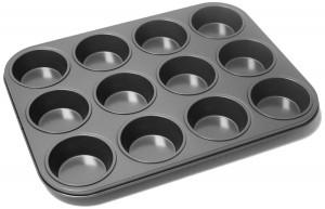 Molde para magdalenas Everyday Baking