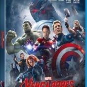 Película Los Vengadores La Era De Ultrón en Blu-ray