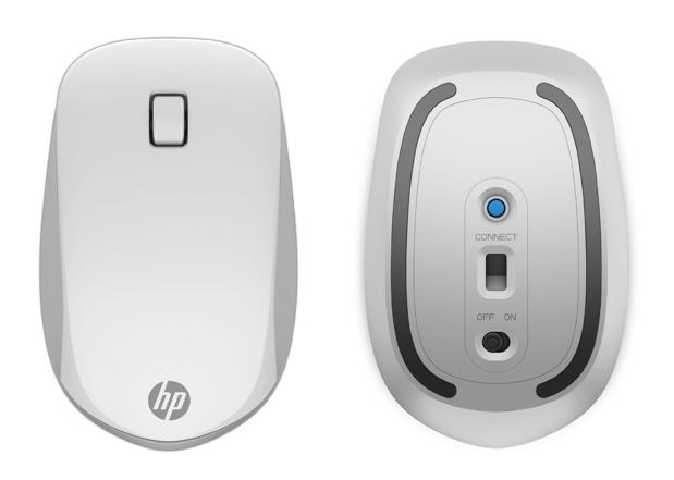 Ratón HP Z5000 con conectividad Bluetooth