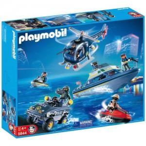 Set de Policía Playmobil 5844
