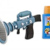 Set pistola de agua y gel Minions