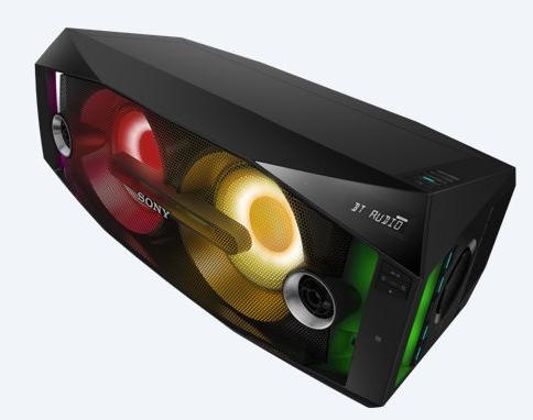 Sony GTK-X1BT sistema de audio