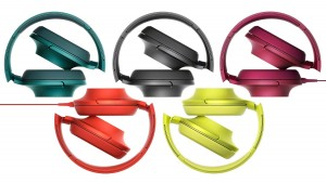 Sony MDR-100AAP varios colores