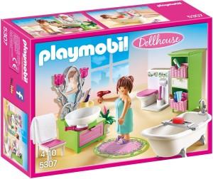 baño vintage Playmobil 53070
