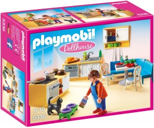 cocina Playmobil 53360