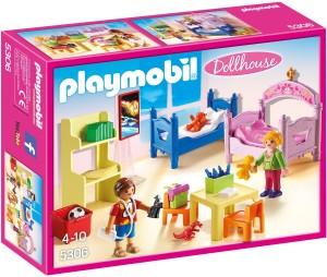 habitación niños Playmobil 53060