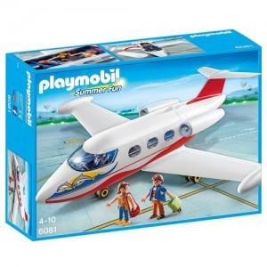 Avión de vacaciones Playmobil 6081