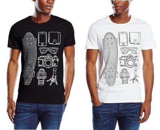 Camiseta para hombre Jack & Jones Jjoroutfit